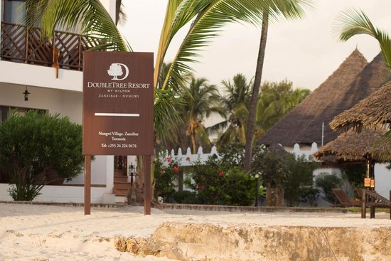 DoubleTree by Hilton Resort Zanzibar - Nungwi: From the beach