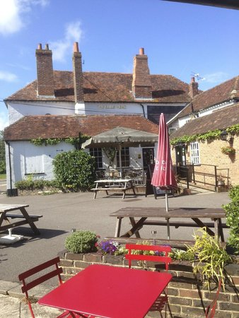 The Bulls Head: View from Room 2