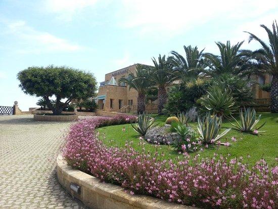 Hotel Venus Sea Garden: entrée de l'hôtel