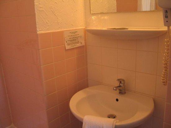 Hotel Saint George : Avignon, Hôtel Saint George - shower room