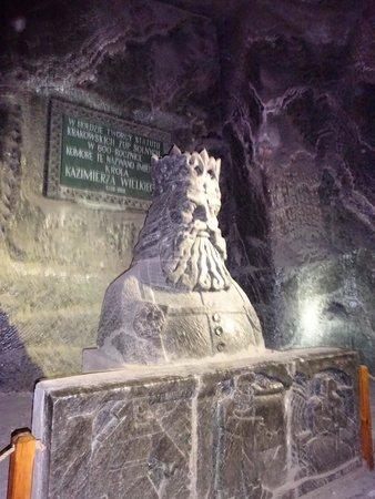 Cracow City Tours: Polish king made fom Salt