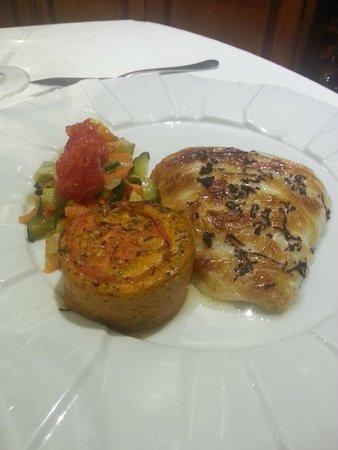 Tasca del Puerto: Y esto el mejor pescado que he comido en mi vida