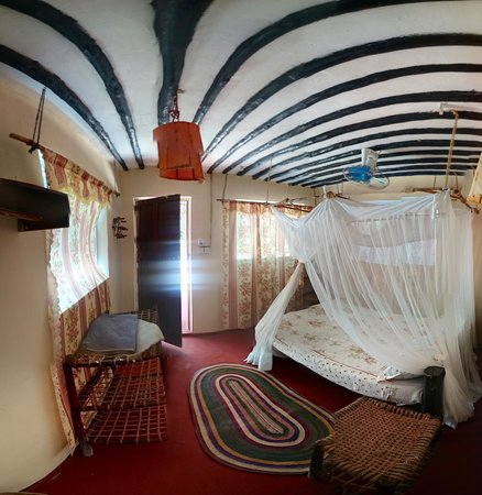 Evergreen Bungalows: Inner View of the room