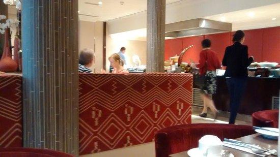 Radisson Blu Edwardian Kenilworth Hotel: Breakfast