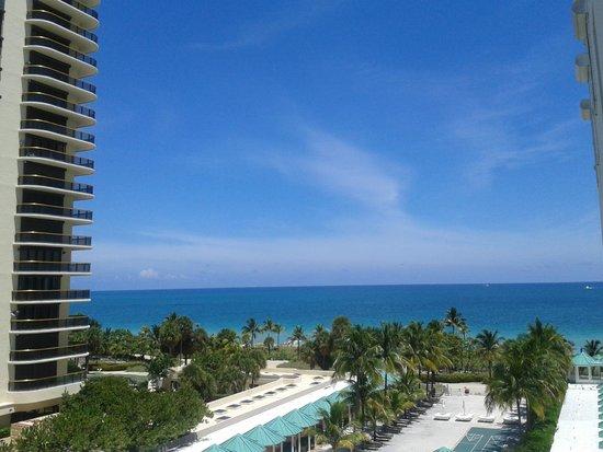Sea View Hotel : Vista desde la Habitacion