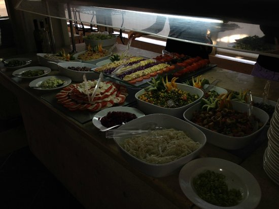 Reef Oasis Beach Resort : food