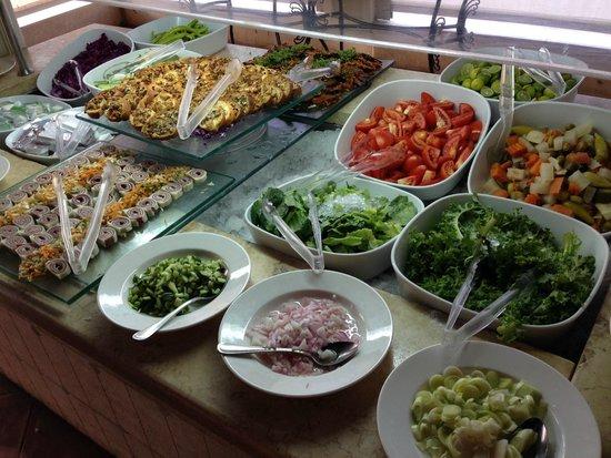 Reef Oasis Beach Resort : food