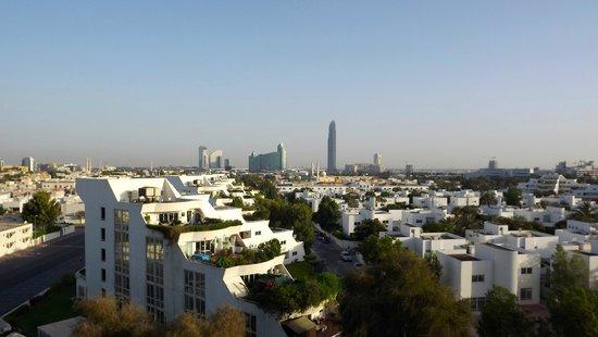 Le Meridien Dubai Hotel & Conference Centre: vu de la chambre
