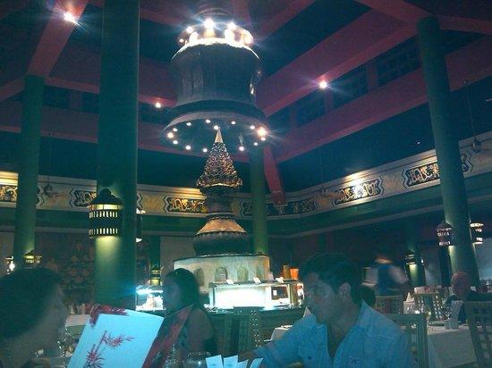 Iberostar Dominicana Hotel : Restaurant Oriental