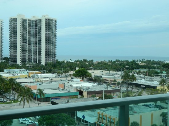 Residence Inn Fort Lauderdale Intracoastal/Il Lugano: Atlantic Ocean