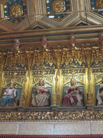 Alcazar de Segovia: Reyes Católicos