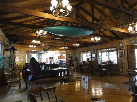 Yosemite Bug Rustic Mountain Resort: Gemeinschaftsraum