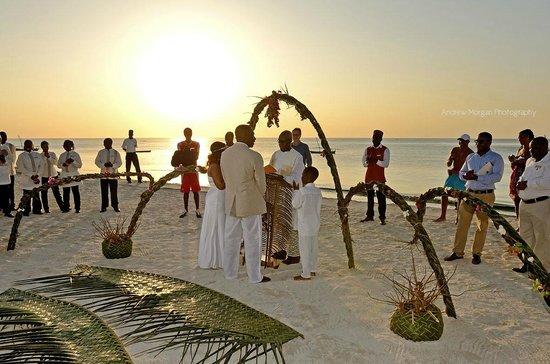DoubleTree by Hilton Resort Zanzibar - Nungwi: Our Special Day