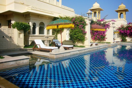The Oberoi Udaivilas : Awesome