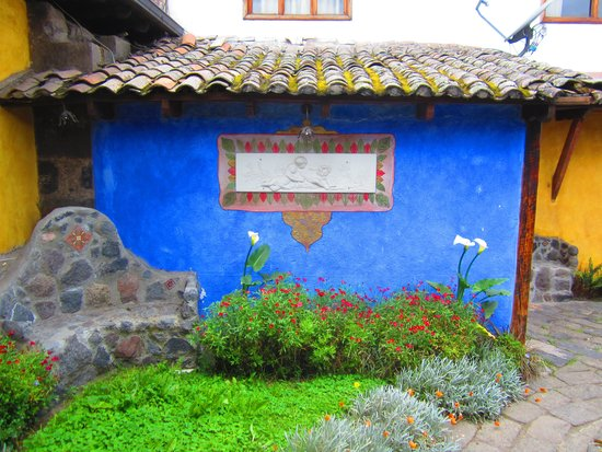 Hosteria La Andaluza: Bello y colorido como la estadia