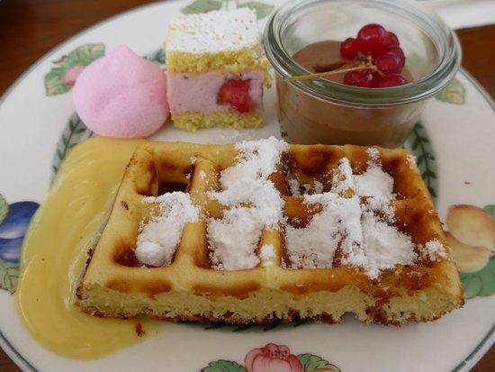 Hotel Hohenwart: Marende-Kulinarik
