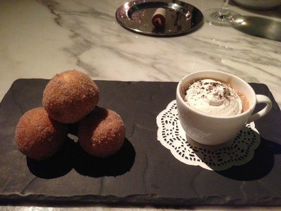 The London West Hollywood at Beverly Hills: Donuts and Coffee at Gordon Ramsay
