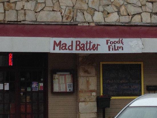 Mad Batter Food and Film: Sylva NC