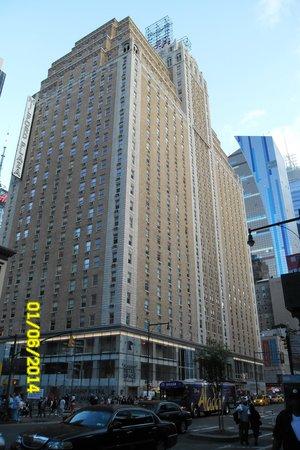 Row NYC Hotel: Hotel ROW NYC sur la 8e avenue
