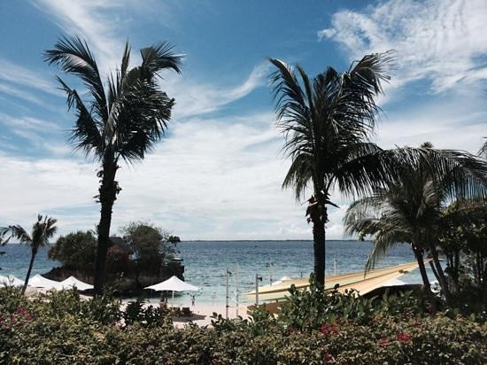 Shangri-La's Mactan Resort & Spa : nice view