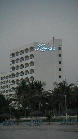 Kempinski Hotel Ajman: HOTEL