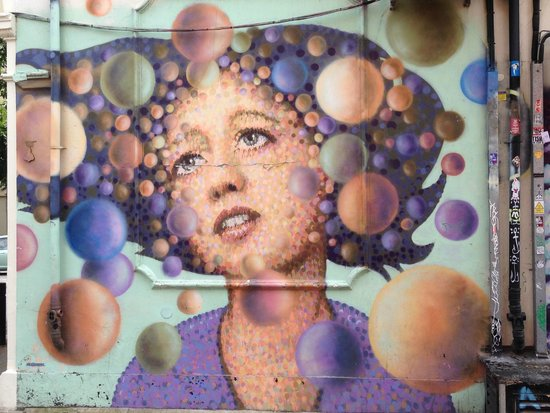 London Detours : Street Art