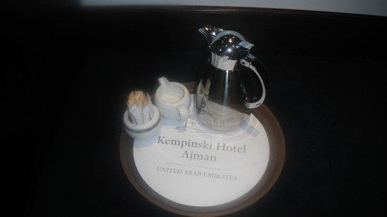 Kempinski Hotel Ajman: HOTEL SERVICE