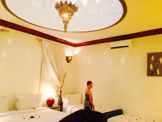 Riad Dar Anika : Beautiful room