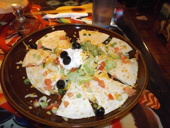 El Tapatio: cibo