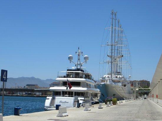 Puerto de Málaga : Port Malaga