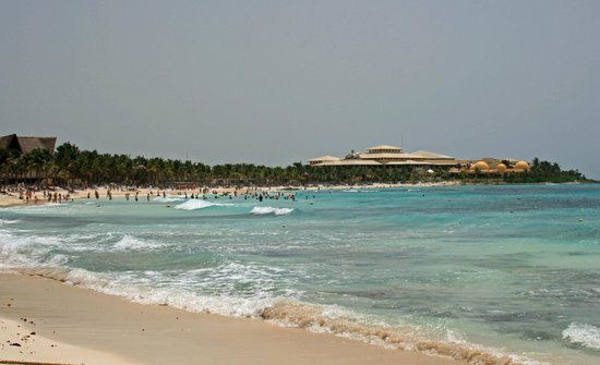 Barcelo Maya Tropical: View from Dock