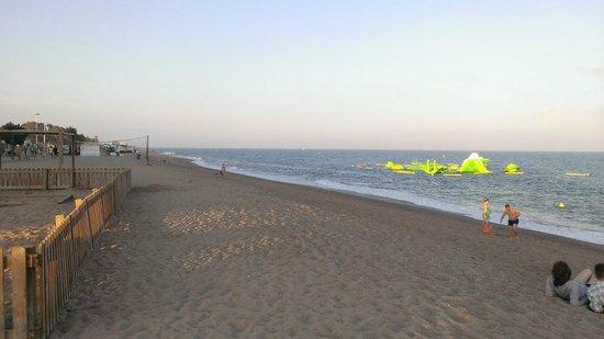 FERGUS Montemar: Pineda Beach