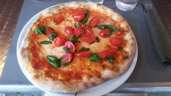 Birraria La Corte: La pizza Frescada