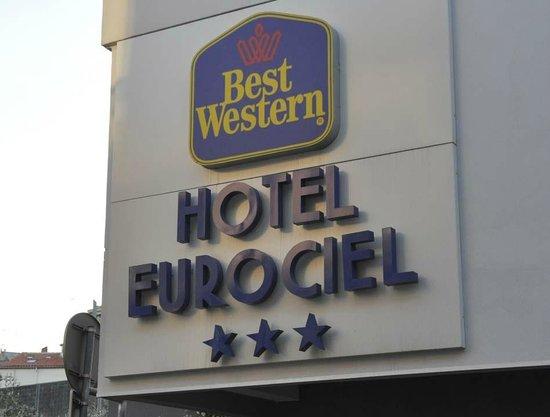 Best Western Hotel Eurociel: Eurociel - Montpellier