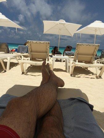 Secrets The Vine Cancun : Beach view