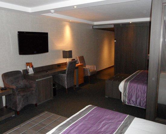 Van der Valk Hotel Nuland-'s-Hertogenbosch: le bureau