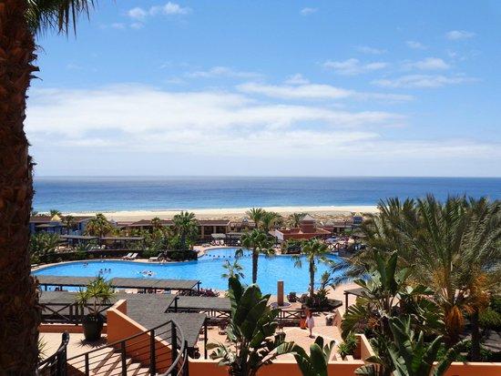 Barcelo Jandia Playa: Vista dall'hotel