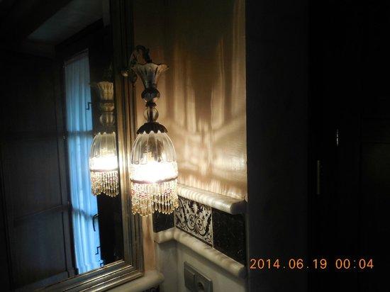 Sacristia de Santa Ana : beautiful light in our room