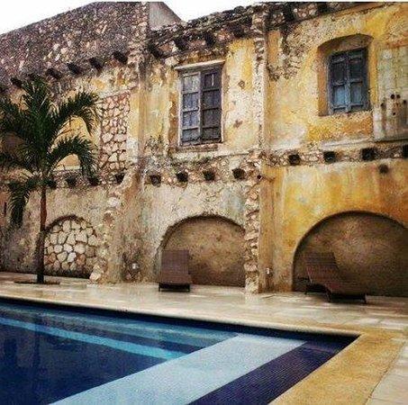 Hotel Socaire: Alberca