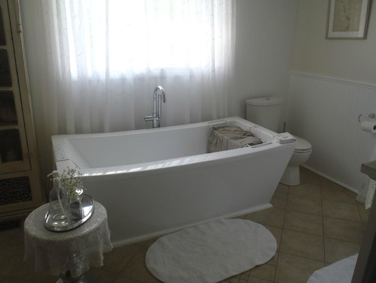 Daisy Hill Bed and Breakfast: tub