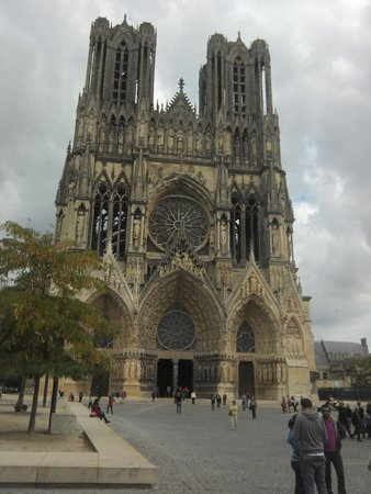 Cathedrale Notre-Dame de Reims: perfecto