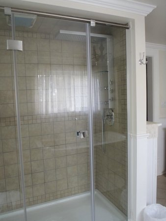 Daisy Hill Bed and Breakfast: shower