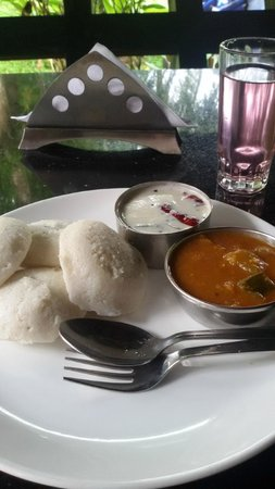Krishnendu Ayurveda Hospital Chingoli: fresh breakfast