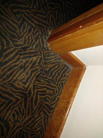 Abba Sants Hotel: pulizia non ottimale