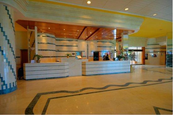 Hotel Puertobahía & Spa: Recepción