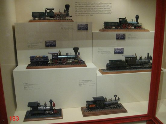 Baltimore and Ohio Railroad Museum: A Lovely Collection of Models