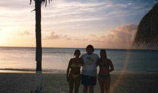 Holiday Inn Resort Aruba - Beach Resort & Casino: playa del hotel