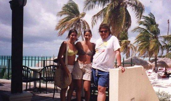Holiday Inn Resort Aruba - Beach Resort & Casino: terraza