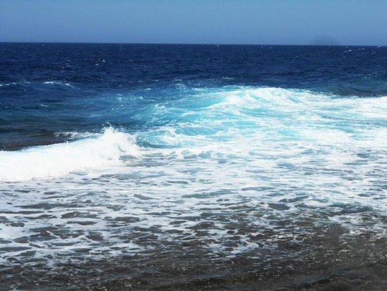 Resta Reef Resort : mare
