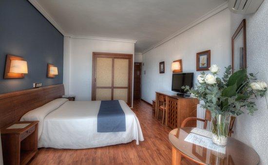 Hotel Puertobahía & Spa: Habitación Doble Matrimonio